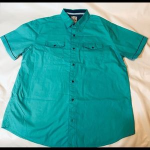 Alexander Julian Men's Button Up Shirt Size 2X